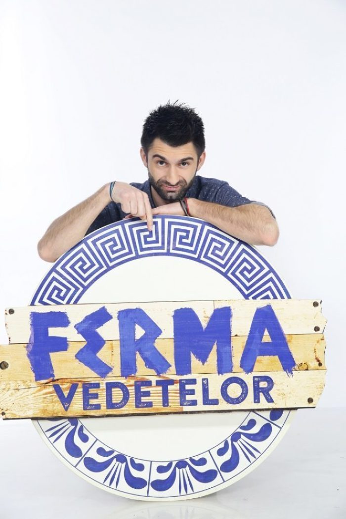 Paul Ipate - FERMA VEDETELOR, PRO TV