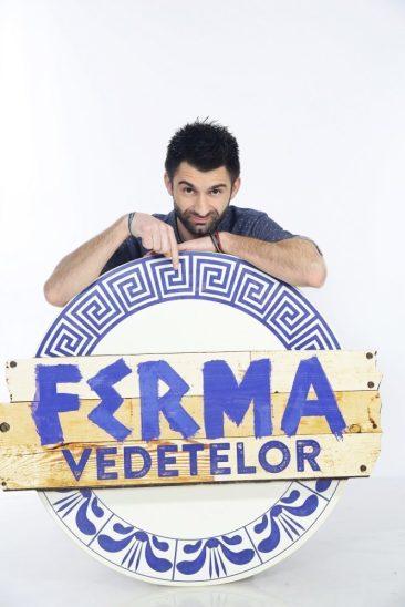 Paul Ipate - FERMA VEDETELOR, PRO TV