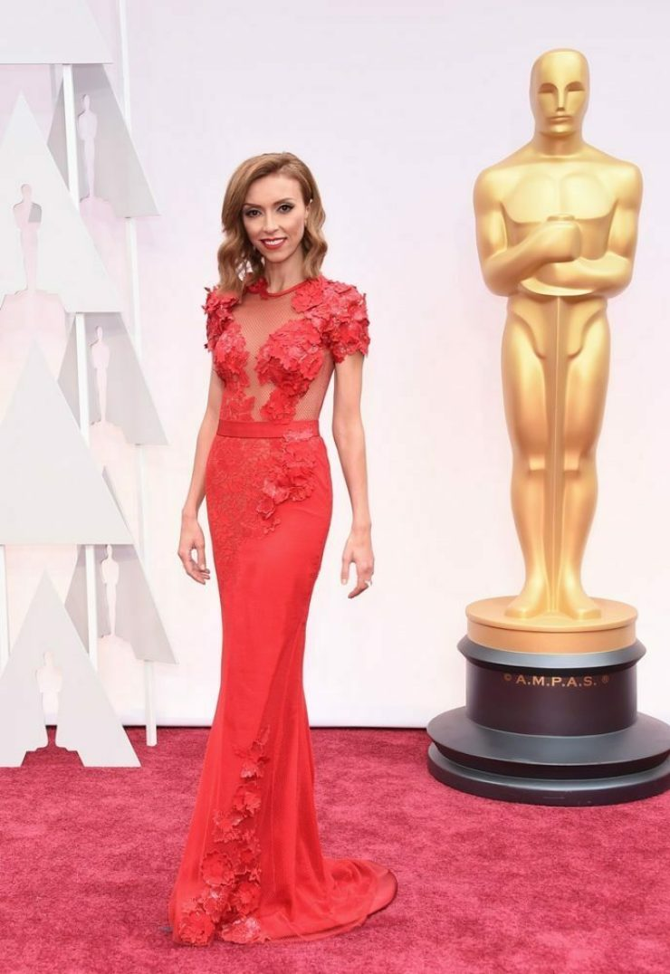 Oscars 2015 - RED CARPET