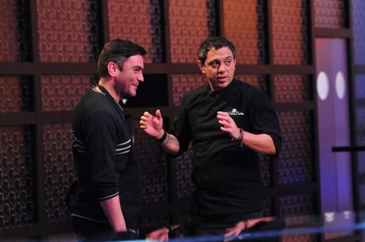 Chefi la cutite, premiera, Antena 1 (2)