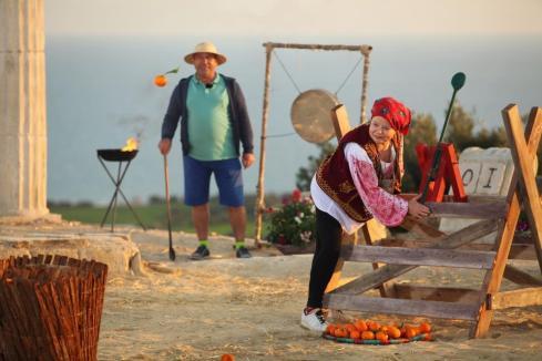 Ferma Vedetelor, duel Saveta Bogdan, PRO TV (9)