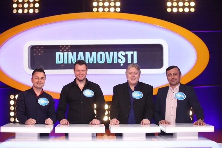 CE SPUN ROMANII Dinamovisti
