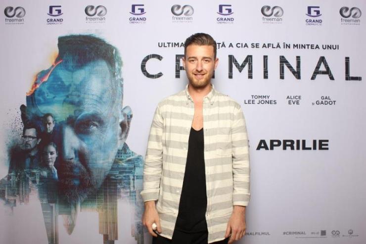 Mihai Chitu avanpremiera Criminal Freeman Entertainment