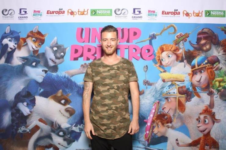 Mihai Chitu avanpremiera Un lup printre oi Freeman Entertainment