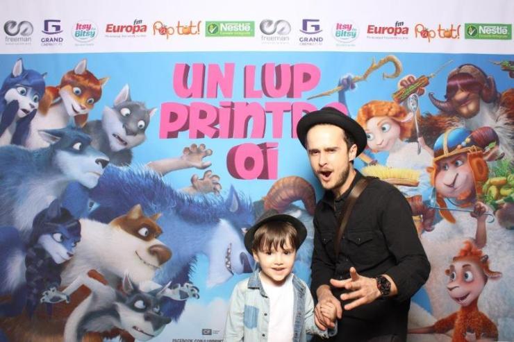 Serban Copot avanpremiera Un lup printre oi Freeman Entertainment