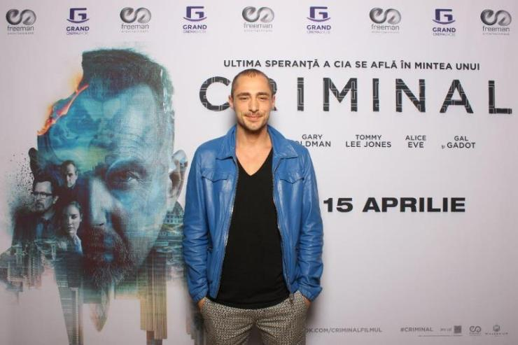 Vladimir Draghia avanpremiera Criminal Freeman Entertainment