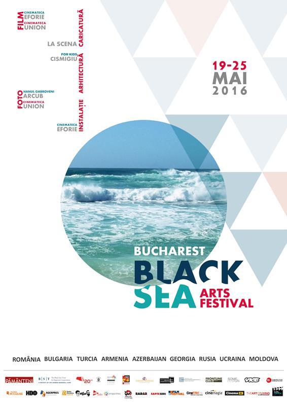Afis - Black Sea Arts Festival