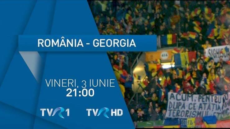 Romania-Georgia