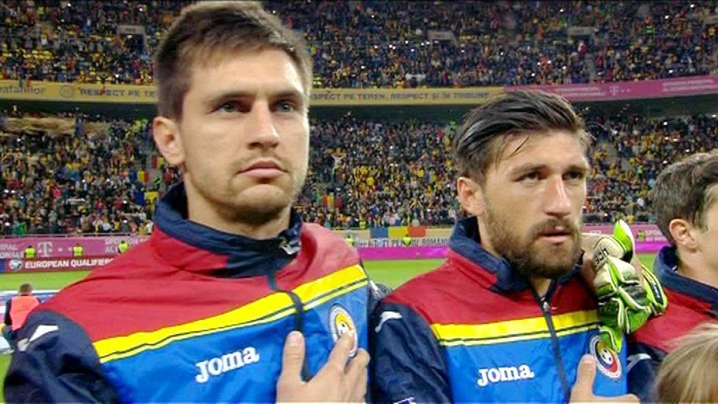 AUDIENŢE TV: TVR 1, record de audienţă pe publicul comercial cu meciul de fotbal ROMÂNIA - DANEMARCA