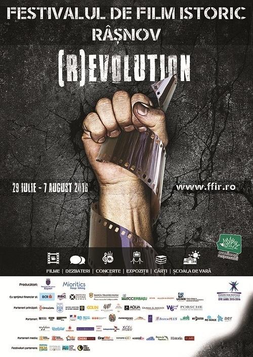Festivalul de Film Istoric Rasnov 2016