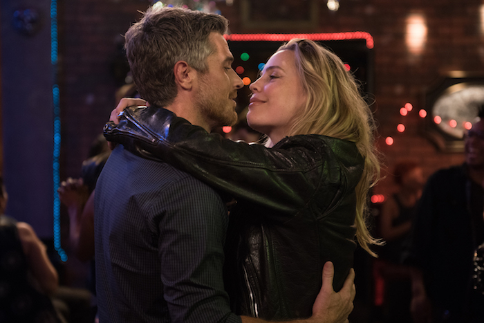 """HEARTBEAT -- """"Twins"""" Episode 102 -- Pictured: (l-r) Dave Annable as Dr. Pierce Harrison, Melissa George as Dr. Alex Panttiere -- (Photo by: Colleen Hayes/NBC)"""