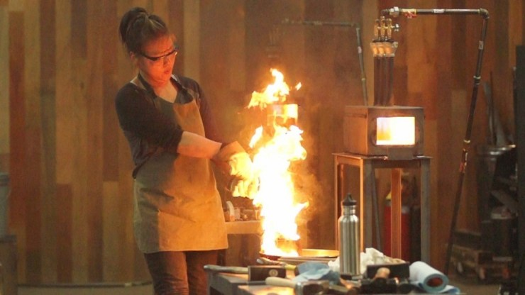 Unit Stills from Season 01, Forged in the Fire