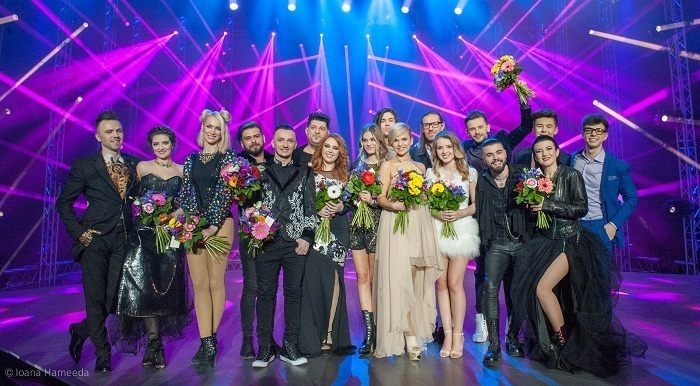 EUROVISION 2017: Au fost alese cele 10 piese finaliste ale Selecţiei Naţionale. Cifre de audienta, aici!