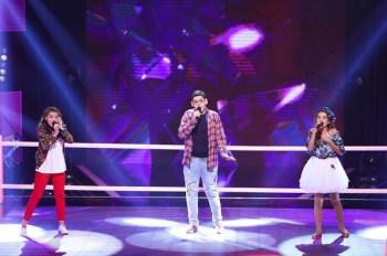 Ioana Bulgaru, David Gheorghe si Jessica Lazarescu