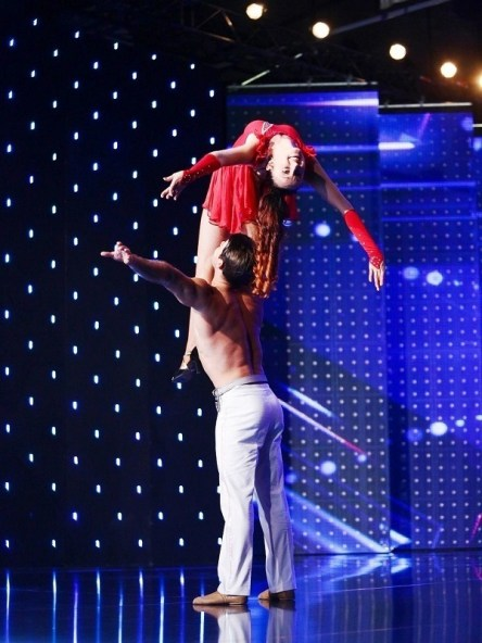Valentin Iancu si Tatiana Raza