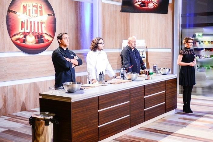 """AUDIENŢE TV: """"Chefi la cuțite"""", lider de audienţă pe toate categoriile de public. În această seară se aleg echipele show-ului!"""