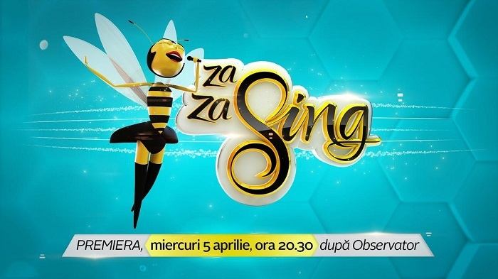 "Noul show de karaoke, ""Za Za Sing"" cu Liviu Varciu prezentator, intra în grila Antena 1!"