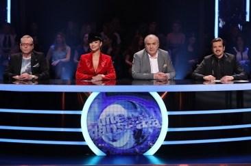 juriul Uite cine danseaza PRO TV
