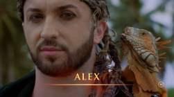 Alex INSULA IUBIRII, ANTENA 1
