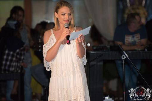 ANDRA PETRESCU TVR - RADAR DE MEDIA SUMMER PARTY