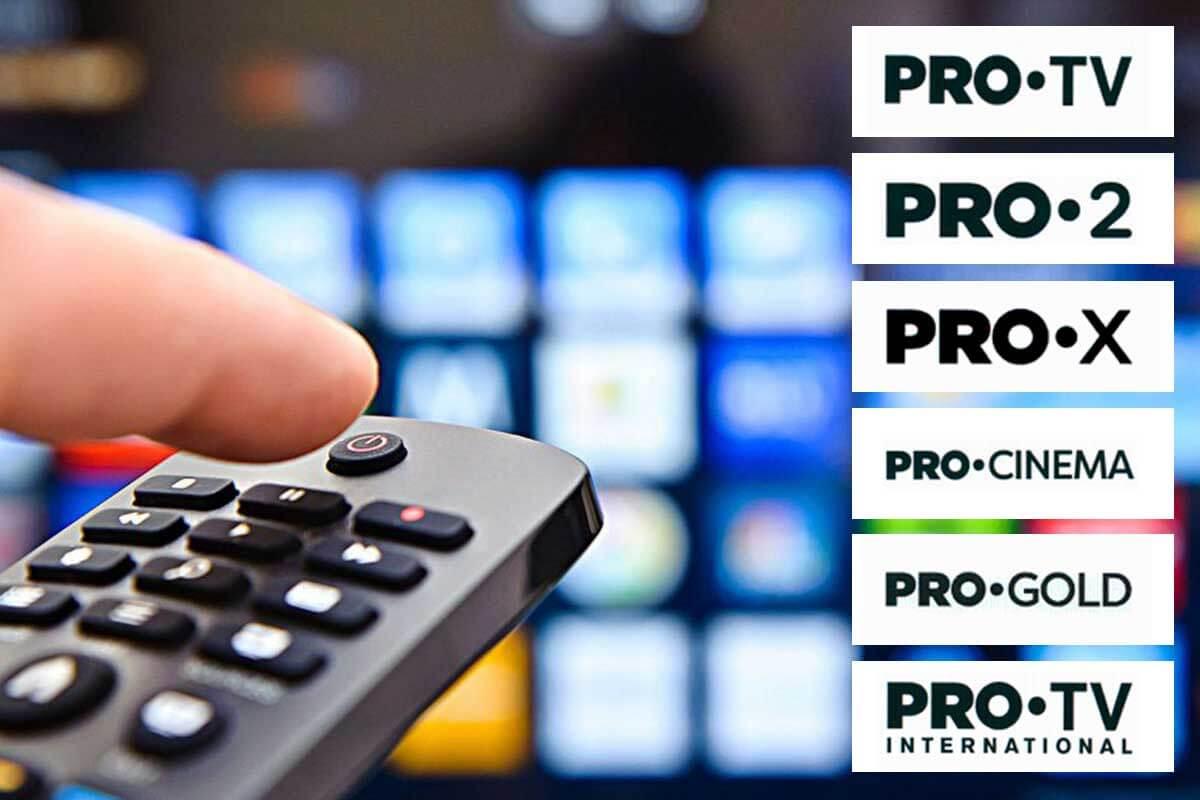 CNA a aprobat schimbarea denumirilor şi a siglelor posturilor TV din grupul PRO! Acasă TV devine PRO 2!