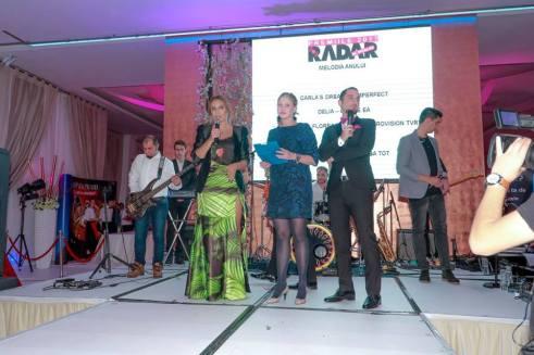ADINA HALAS PE SCENA - PREMIILE RADAR DE MEDIA 2017