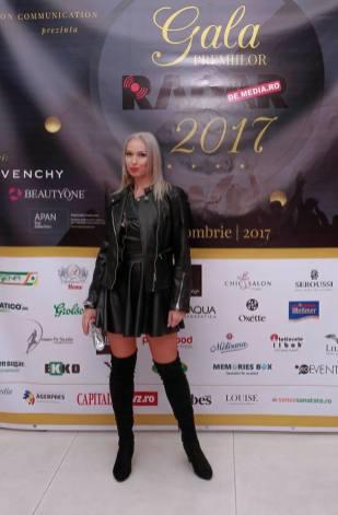 BEDDA BAND - PREMIILE RADAR DE MEDIA 2017