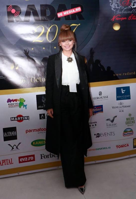 CRISTINA SAVA - PREMIILE RADAR DE MEDIA 2017