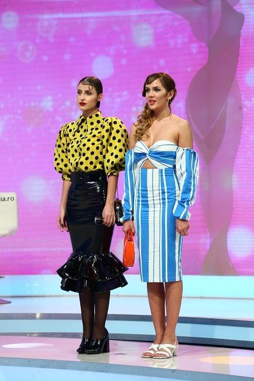 Ce se va intampla cu Emiliana si Iuliana la Bravo, ai stil ? Destinul fetelor este in mainile juratilor!