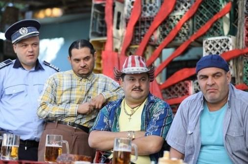 Robi, Dorel, Bobita si Rata LAS FIERBINTI, PRO TV