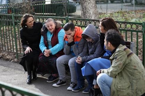 echipa Visuri la cheie si familia Costache (3) pro tv