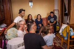 echipa Visuri la cheie si familia Cucu PRO TV