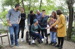familia Vinogradof si echipa Visuri la cheie (2)