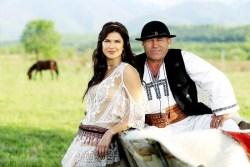 Monica Barladeanu si Nea Rata, FERMA VEDETELOR, PRO TV
