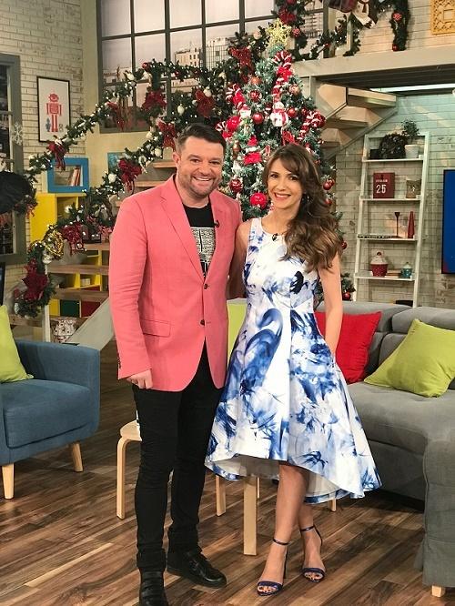 Andrei Duban face echipă cu Adela Popescu la PRO TV, în show-ul VORBEŞTE LUMEA!