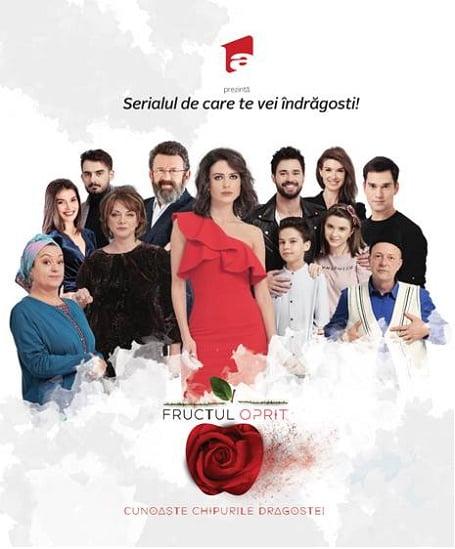 """ANALIZĂ AUDIENŢE TV: Serialul """"Fructul oprit"""" înregistrează un debut modest în audiențe! Vezi care au fost televiziunile cu cele mai mari cote de piață ale serii!"""