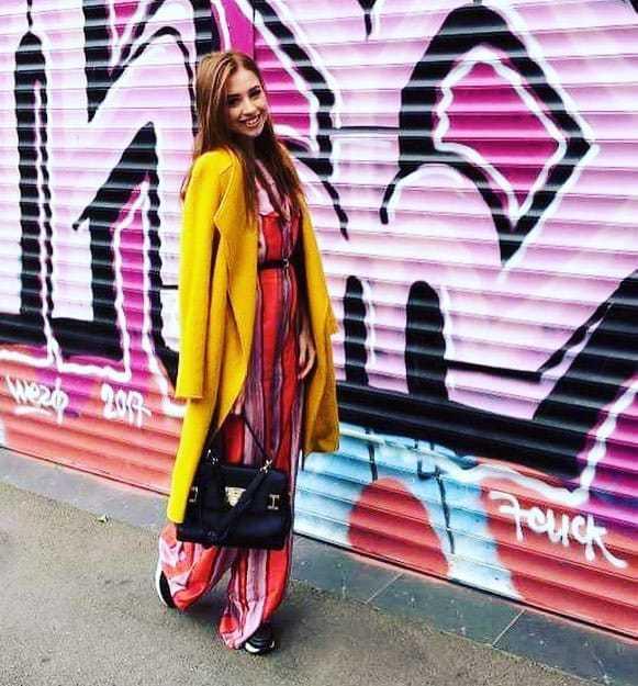 Culorile puternice: unul dintre cele mai mari trenduri in 2018, ghid de stil by Loredana Ciangau @ L'Atelier Couture