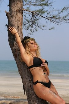 Irina, insula iubirii