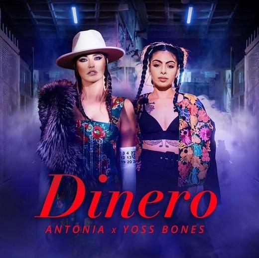 ANTONIA colaborează cu Yoss Bones pentru noul single Dinero