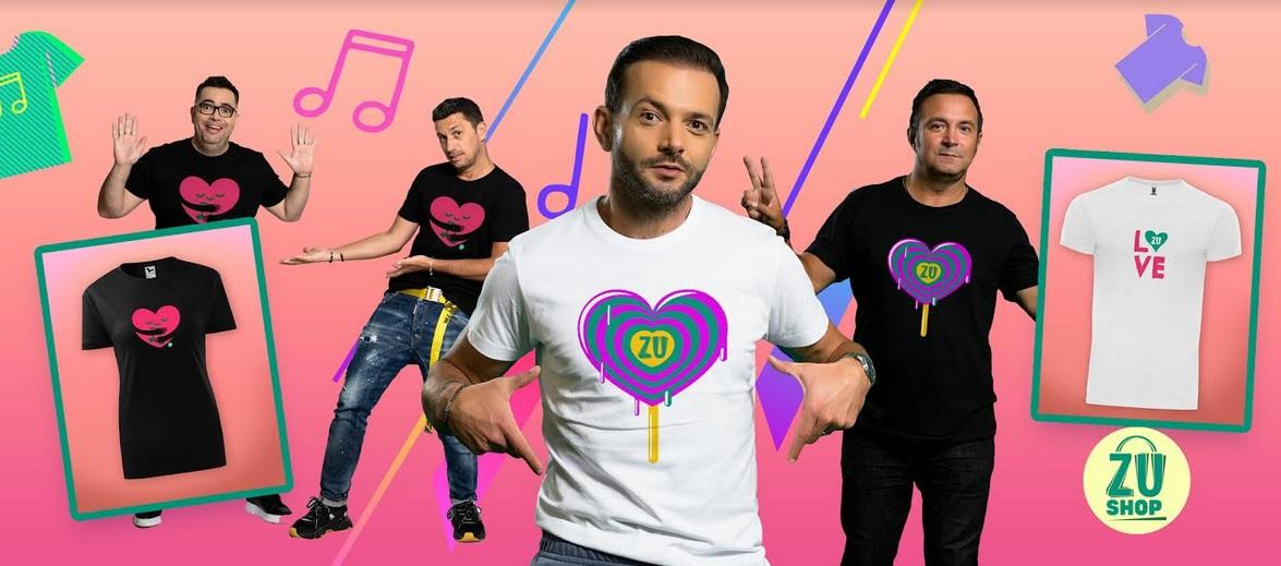 NOU: Radio ZU anunță lansarea magazinului online ZU Shop