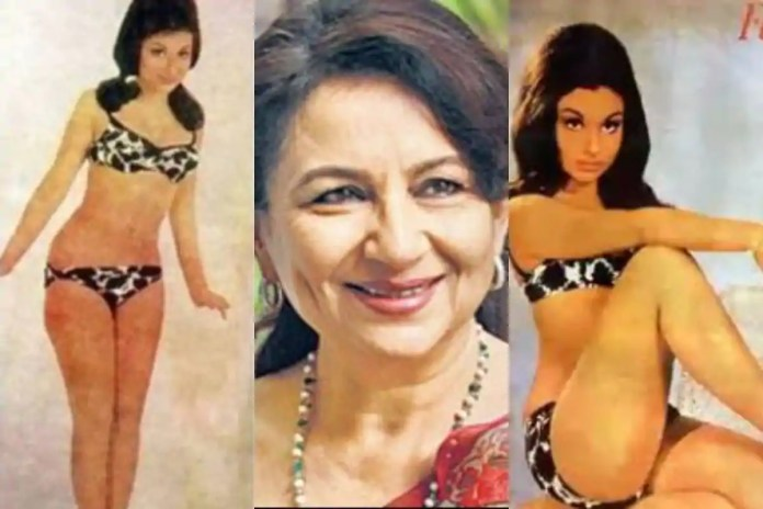 Sharmila Tagore Recalls Her Popular Bikini Photoshoot For Magazine, Says