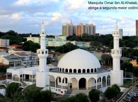 Cresce o número de mulçumanos e Mesquitas no Brasil