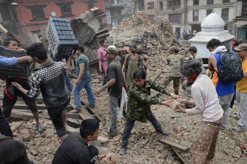 Missionária conta como foi o novo terremoto no Nepal e decide antecipar volta ao Brasil