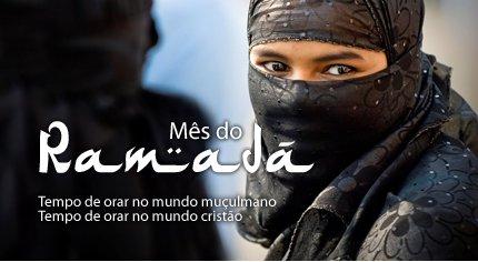 Começa hoje o Ramadã, entre nesta campanha de oração pelo Muçulmanos