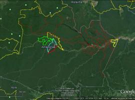 """Projeto Fronteiras: """"Comunidades tradicionais no estado do Amazonas"""""""