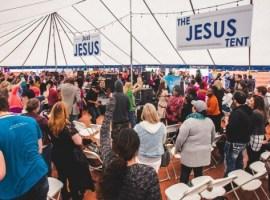 Missionário conta como 'Tenda de Jesus', tem mudado a Carolina do Norte