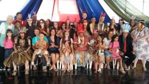 equipe tribos indigenas