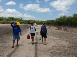 Universitários aderem ao projeto missionário Água Viva, que foca no Nordeste