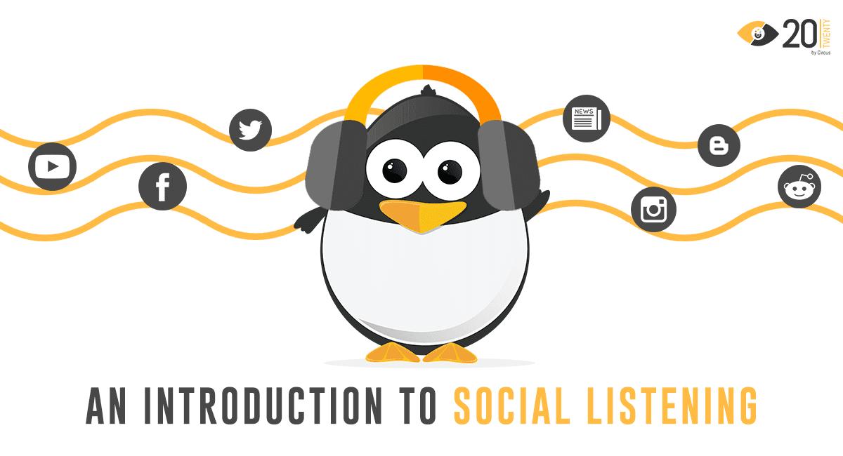 Intro to Social Media Listening