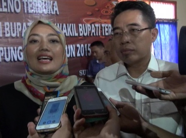 Bupati Lampung Timur Enggan Komentari Laporan Rekanan ke Kejati Lampung